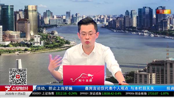 武小松:买股票还是要买龙头