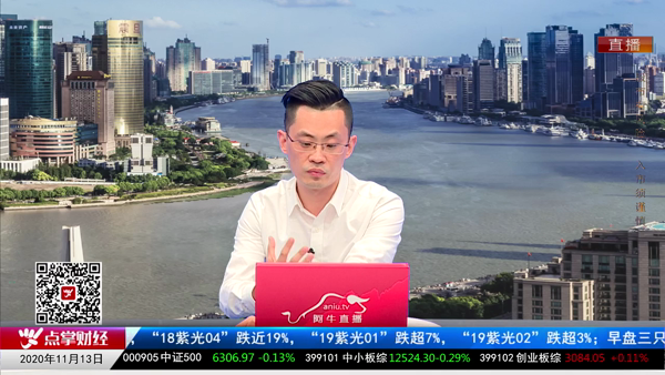 武小松:券商股的机会解读