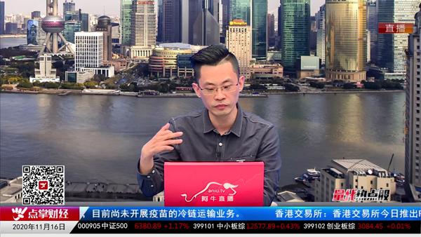 武小松:顺周期的行情还没结束 A股市场长期向好