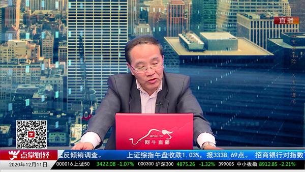 窦维德:市值管理解决你的极度悲观影响
