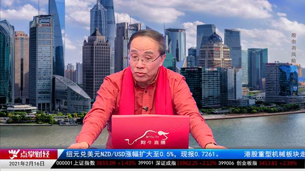窦维德:影视板块是这个市场最难预测的板块之一
