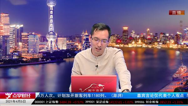 刘彬:市场的魅力在于此!