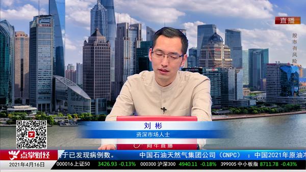 刘彬:当前位置指数已经跌不下去了!