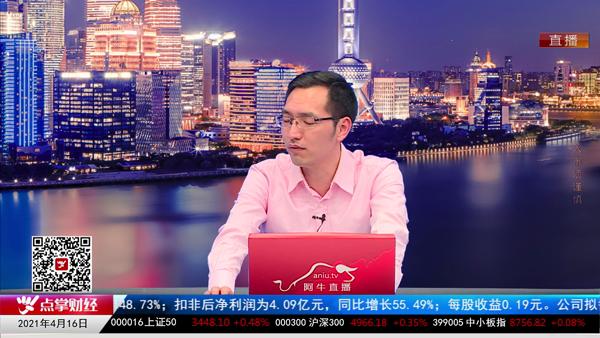 刘彬:核电板块短期会受到消息面的压制作用