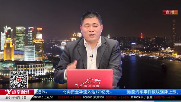 刘伟鹏:创业板弹的有点快了