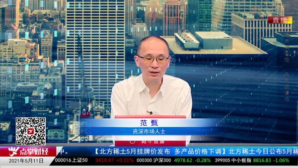 范甄:周期股第一次分歧点已出现!