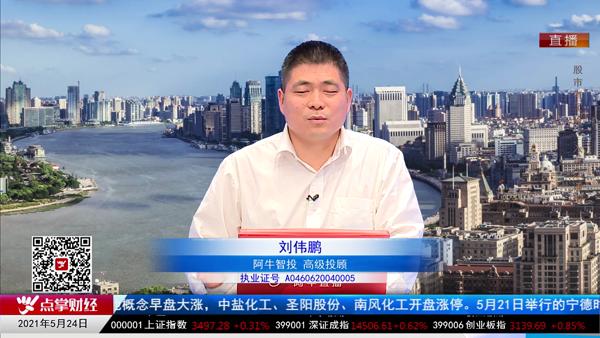 刘伟鹏:这两个板块资金已经悄然进入