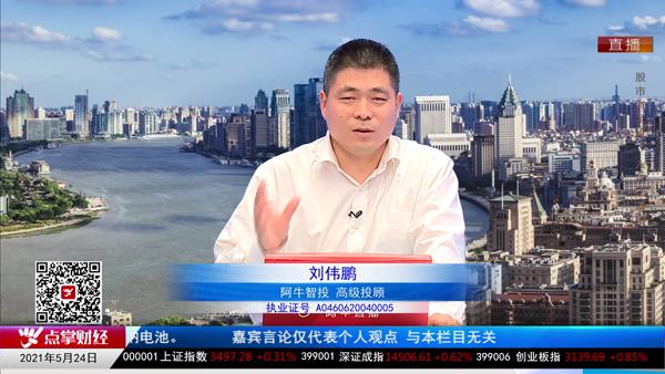 刘伟鹏:从无风险收益率看多指数!