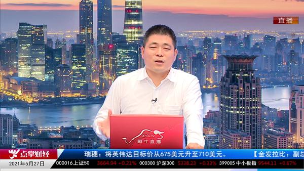 刘伟鹏:继续看多不动摇的两个核心点!