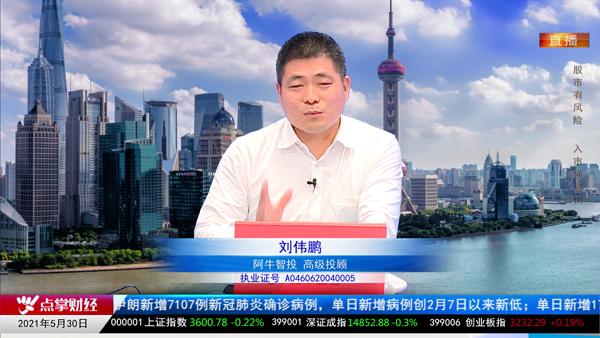 刘伟鹏:慢牛时代进行时 论重点把控项