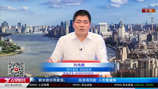 刘伟鹏:指数可能到尾声,减仓或高低切换