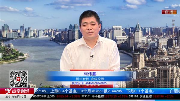 刘伟鹏:只要这两个逻辑不变,指数继续看涨问题不大