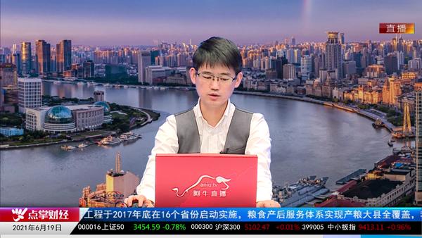 杨帅:市场主线依然在科技