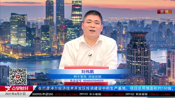刘伟鹏:十年?科技行业可能看到未来三十年!