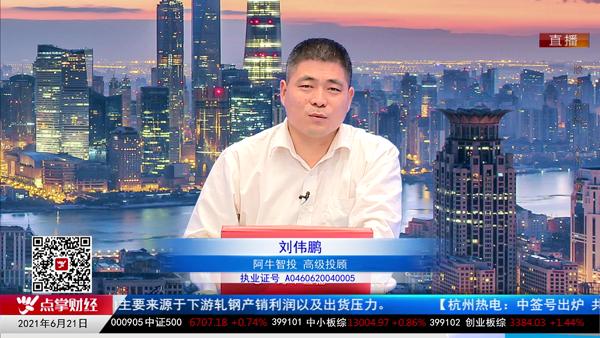 刘伟鹏:A股走的很强?可以说是超出我的预期了!