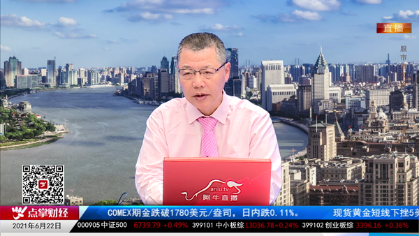 杨继农:上半年机会不少,下半年机会更多