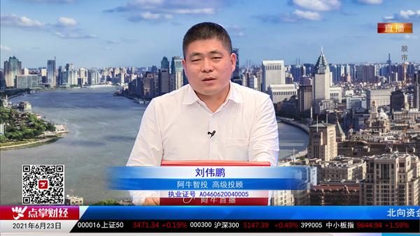 刘伟鹏:赚钱效应虽不及昨日,但市场依旧向好
