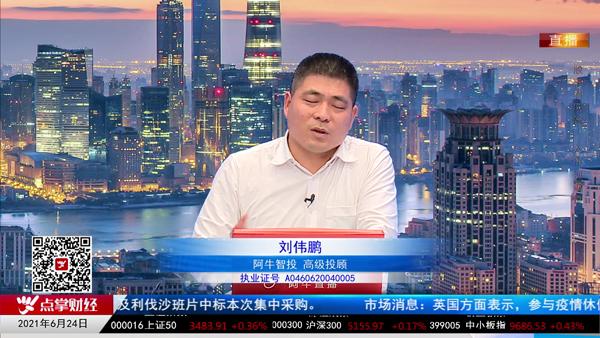 刘伟鹏:大多数板块处于相对高位,指数太难了