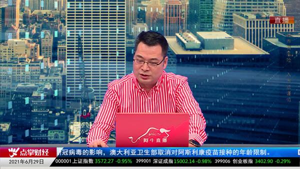 杨殿方:创业板拉起警报!