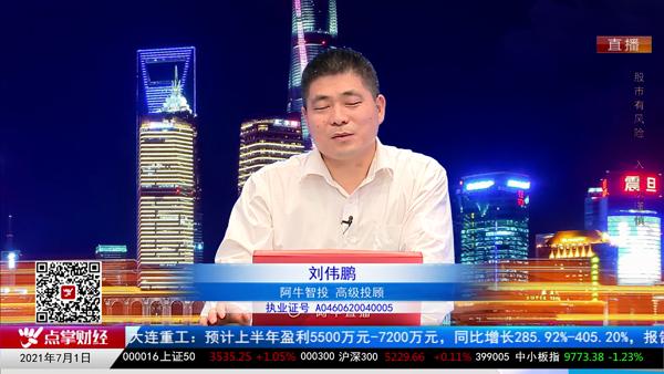 刘伟鹏:市场结构性机会分化严重
