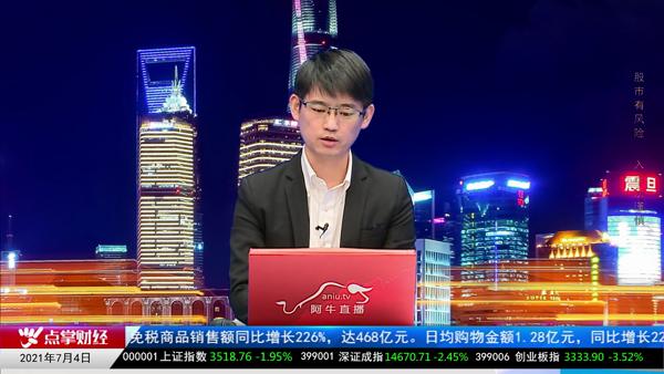 杨帅:不容错失的中报行情选取法