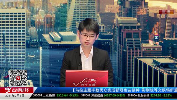 杨帅:白酒估值业绩不匹配,调整很正常