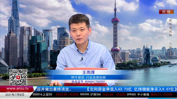 王雨厚:罕见分化会延续 选对赛道是主要!