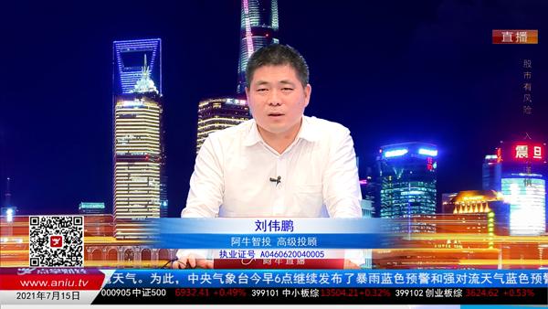 刘伟鹏:猴市之中,市场总会给机会