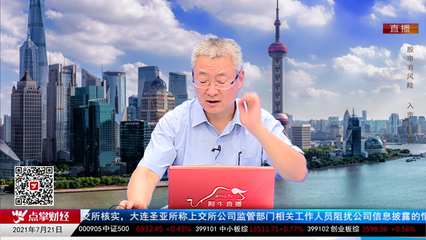 钱启敏:市场下探频率高 需保持谨慎