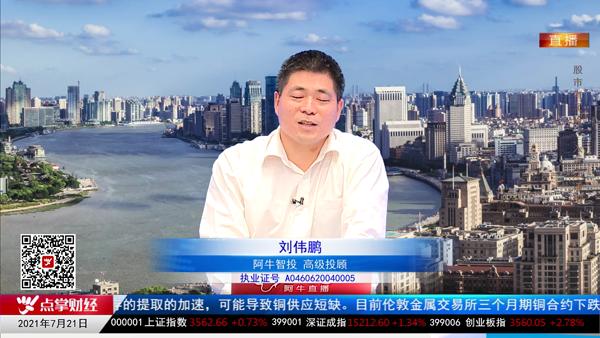 刘伟鹏:看公告找机会