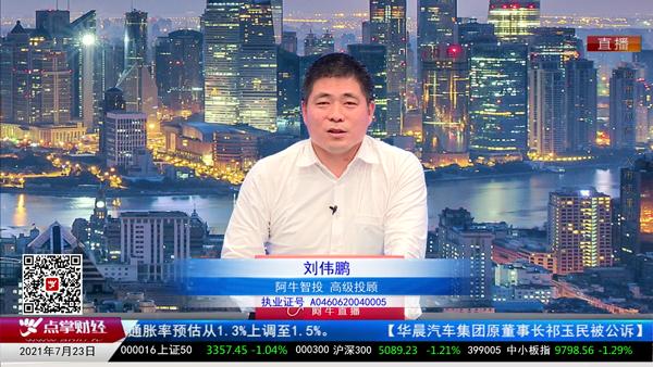 刘伟鹏:九月将要迎来好迹象