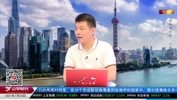 王雨厚:短期就看券商 潜在优势已付出水面!