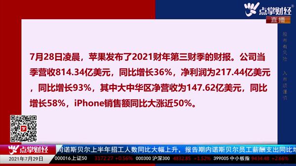 刘伟鹏:产业链要看核心技术