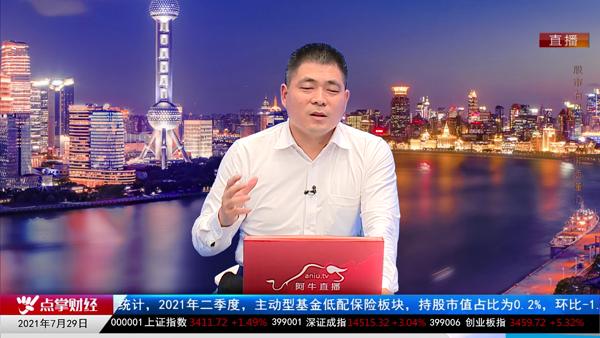 刘伟鹏:市场有底,跌下来就是机会