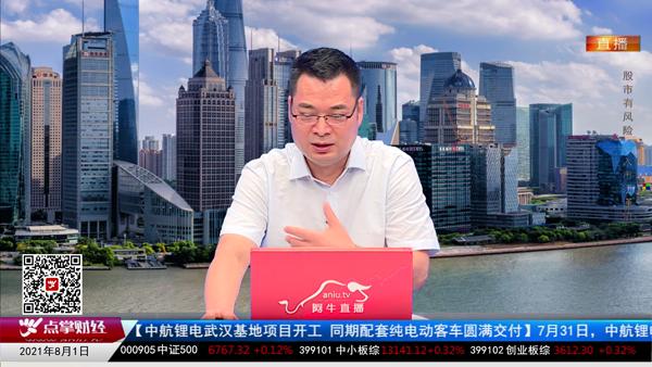 杨殿方:券商大行情 只会出现在大牛市中