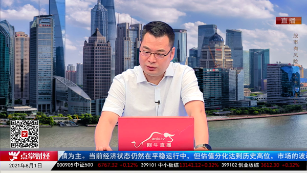 杨殿方:指数箱体震荡 选股要强于大盘