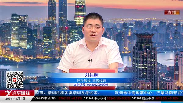 刘伟鹏:市场水温还在,积极参与交易