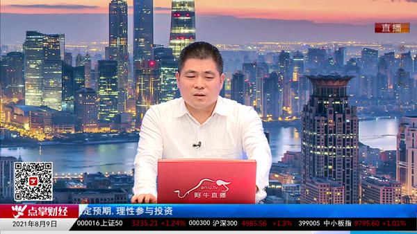 刘伟鹏:存量博弈市场 切忌去追涨