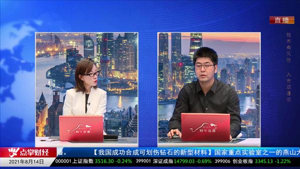 黄杰:创业板指迎来关键节点