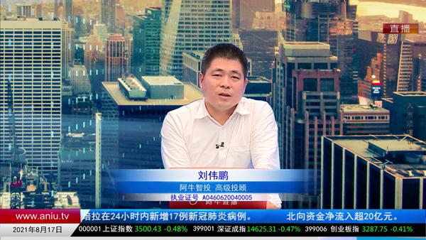 刘伟鹏:利率反映风险,市场风格轮换