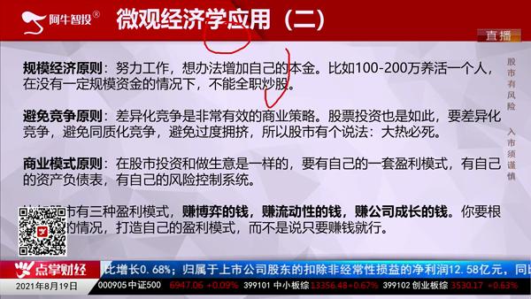 刘伟鹏:微观经济学应用(二)