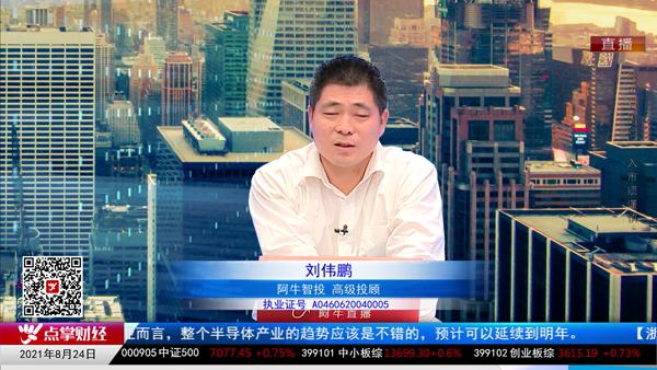 刘伟鹏:指数空间不大,中报波段机会