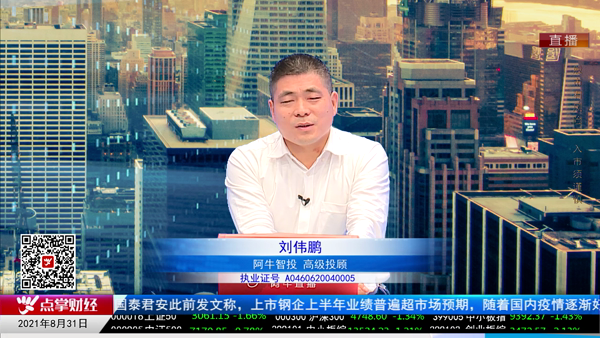 刘伟鹏:市场箱体震荡,规避中报风险