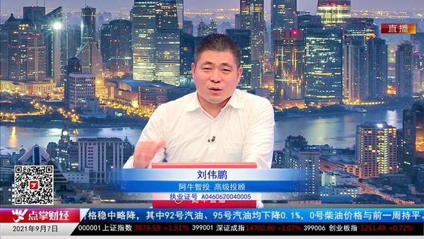 刘伟鹏:元旦前行情有可能再度演绎