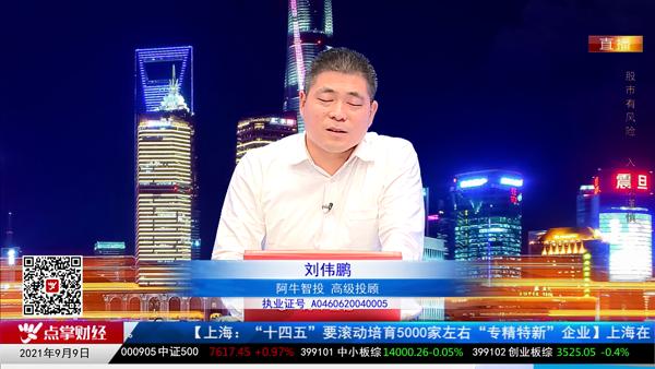 刘伟鹏:成交量健康,结构性机会不断