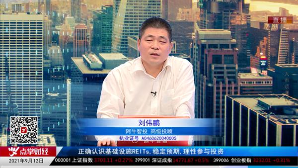 刘伟鹏:无风险收益率2.5,指数刻上4000点!