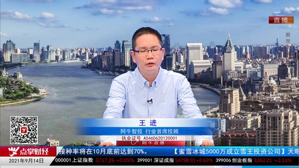 王进:临近假期需当心,资金避险不可知!