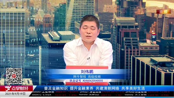 刘伟鹏:长假前市场较弱 关注蓝筹择时策略