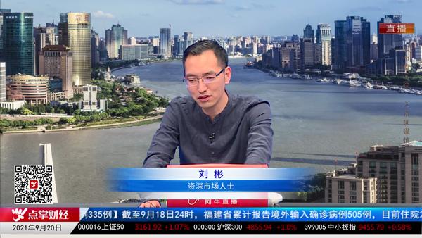 刘彬:外围市场可参考指数解读