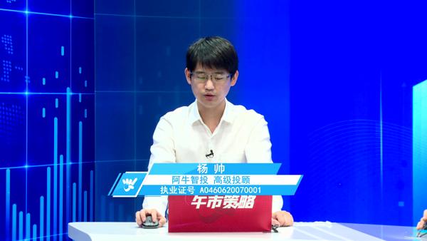 杨帅:指数短期很难创新高!